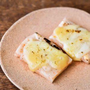 えびもちのチーズ焼き